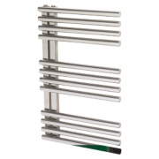 Reina Adora Towel Radiator Stainless Steel 800 x 500mm 516W 1758Btu