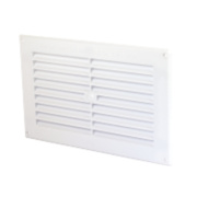 Map Vent Louvre Vent White 152 x 229mm