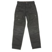 DeWalt Pro Work Jeans Black 38
