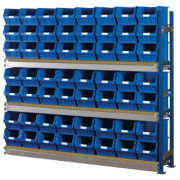 Longspan Extension Bay Blue 1780 x 328 x 1500mm