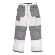 Site Hound Holster Trousers White 38