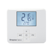 Drayton MiStat MN110R9K09SX Wireless Room Thermostat and MiStat Receiver