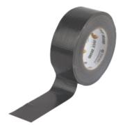 Duck Original Cloth Tape 50 Mesh Black 50mm x 50m