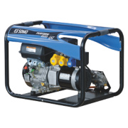 SDMO Perform 4500 GAZ TB UK 3900W Generator 230/110V