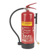 Firechief Wet Chemical Extinguisher 6Ltr