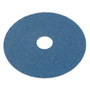 Norton Fibre Disc 115 x 1.5 x 22mm 80 Grit Pack of 10