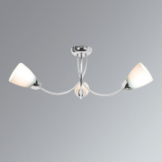 Jayne 39218 Jayne 3-Light Ceiling Light Chrome 40W
