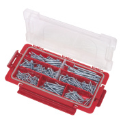 Fischer Try Me Screws Trade Case 245 Pieces