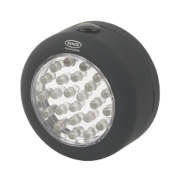 Ring Automotive 24 LED Round Magnetic Utility Lamp 250W