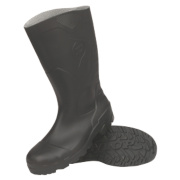 Dunlop Devon H142011 Safety Wellington Boots Black Size 12