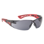 Bolle Rush+ Grey Sunglare Lens Safety Specs
