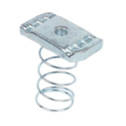 Channel Spring Nut M6 Long Pack of 10