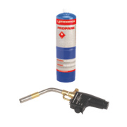 Rothenberger Super Fire Torch & Propane Gas Cylinder