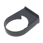Floplast Mini Line Pipe Clips Pack of 10