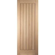 Jeld-Wen Oregon Cottage Interior Door Oak Veneer 838 x 1981mm