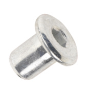 Joint Connector Nuts M6 x 12mm Pack of 50