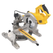 DeWalt DW777-GB 216mm Sliding Mitre Saw 240V