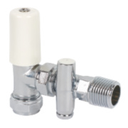 Pegler Terrier Lockshield Valve 15mm