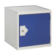 QU1515A01GUCF Security Cube Locker Blue