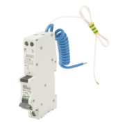 MK Sentry 40A 30mA SP Type B Curve RCBO