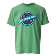 Site Chile T-Shirt Green Medium 39-42