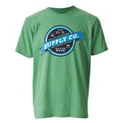 Site Chile T-Shirt Green Medium 39-42