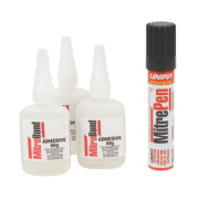 MitreBond Adhesive Trade Kit Pack of 2 Pcs