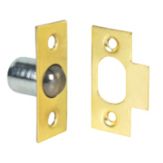 Bales Cabinet Catches Brass-Plated mm Pack of 10