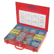 Quicksilver Expert Trade Case Zinc-Plated for Corrosion Resistance 2800Pc