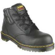 Dr Martens Icon 7B09 Safety Boots Black Size 3