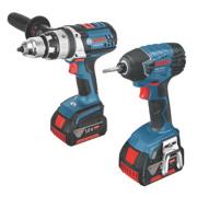 Bosch 06019D9370 18V 4Ah Li-Ion Combi Drill & Impact Driver Brushless