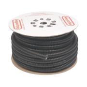 Adaptaflex Liquid Resistant Covered Steel Conduit 20mm x 25m Black