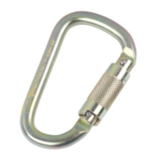 JSP Pinnacle Quarter Turn Karabiner Steel