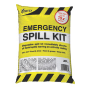 VORTEX EMERGENCY SPILL KIT 20LT