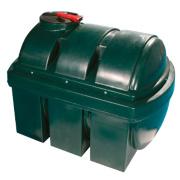 PolyOil Tank Green 2500Ltr