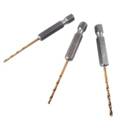 Erbauer HSS Drill Bits 2mm ¼