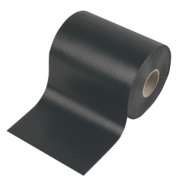 Unbranded Damp-Proof Course Black 225mm x 30m