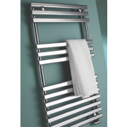 Kudox Calandra Designer Towel Radiator Chrome 950 x 500mm 291W 992Btu