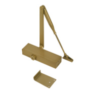 Briton 1110GES Overhead Door Closer Gold
