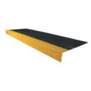 COBA Europe Cobragrip GRP Anti-Slip Stair Tread Cover 345 x 55 x 1000mm