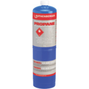 Rothenberger Propane Disposable Gas Cylinder 400g Pack of 12