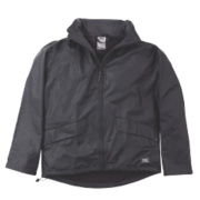 Helly Hansen Voss Waterproof Jacket Black Medium 37½-39