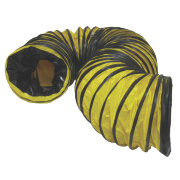Stanley PVC Flexible Ducting 5m x 200mm
