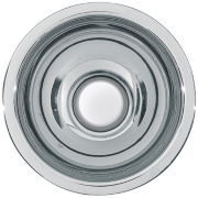 Franke Rondo Stainless Steel 1 Bowl Inset Kitchen Sink No Tap Holes 233mm