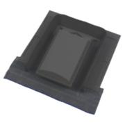 Glidevale Versa-Tile Vent Grey 110mm