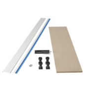 Extension Panel Set 1400mm White