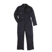 Dickies Economy Stud Front Coverall Navy Medium 40-42