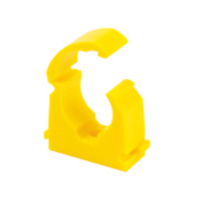 Talon Yellow Hinge Clip 22mm Pack of 20