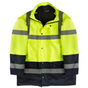 Hi-Vis Jacket Yellow X Large 55