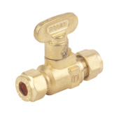 Gas Isolating Valve 8mm